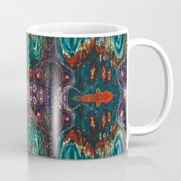Pulse of Kelp (Sonic Sea Surge) Coffee Mug