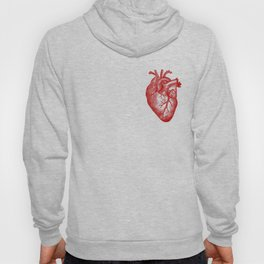 Vintage Heart Anatomy Hoody
