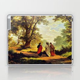 Road To Emmaus Laptop & iPad Skin