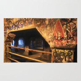Krog Street Tunnel Rug