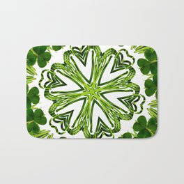 Greenery No. 6 Bath Mat