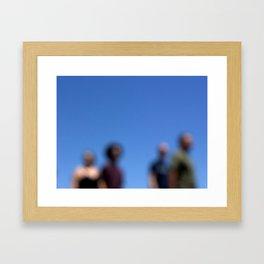 FourHeads Framed Art Print
