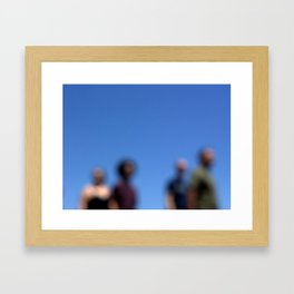 FourHeads Framed Art Print