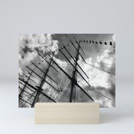 The Cutty Mini Art Print
