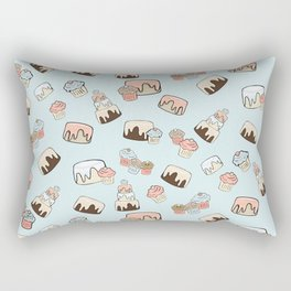 Happy Cakes Rectangular Pillow