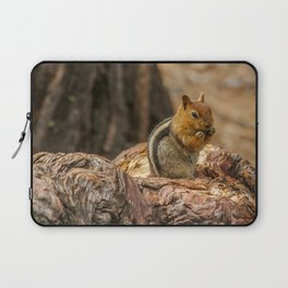 The Squirrel and the Redwood Laptop Sleeve