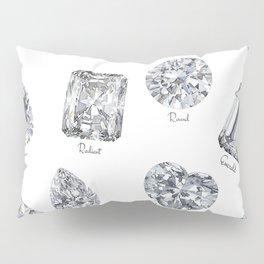 Diamonds pattern Pillow Sham