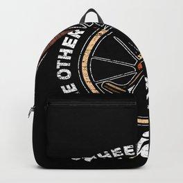 Unicycle Bike Backpack