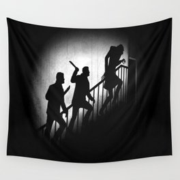 The Nosferatu Hunters Wall Tapestry