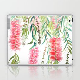 bottle brush tree flower Laptop & iPad Skin