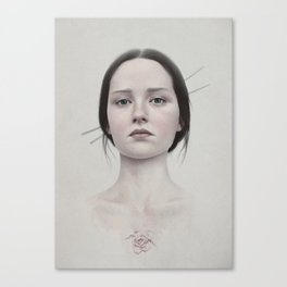 318 Canvas Print