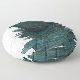 Abstract Minimalism #3 #minimal #ink #decor #art #society6 Floor Pillow