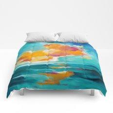 Morning Breaks Comforters