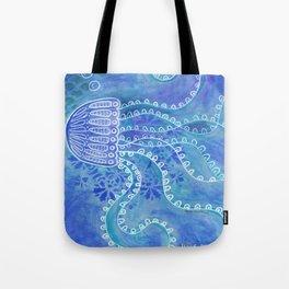 Barlings Design Jelly Fish 3 Tote Bag