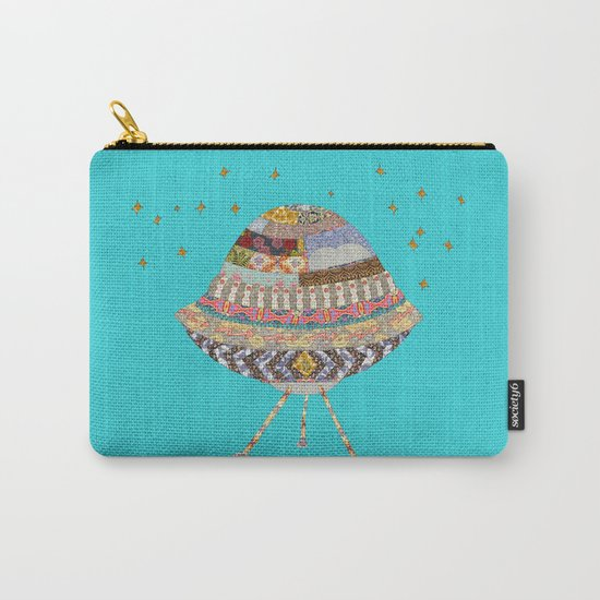 My Spaceship Will Come Carry-All Pouch