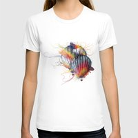 hot air balloon T-shirts featuring Hot Air Balloon by Courtney Jean