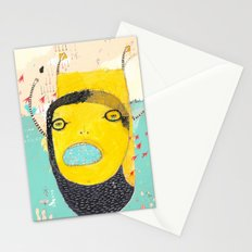 Nothing is impossible to a willing heart Stationery Cards