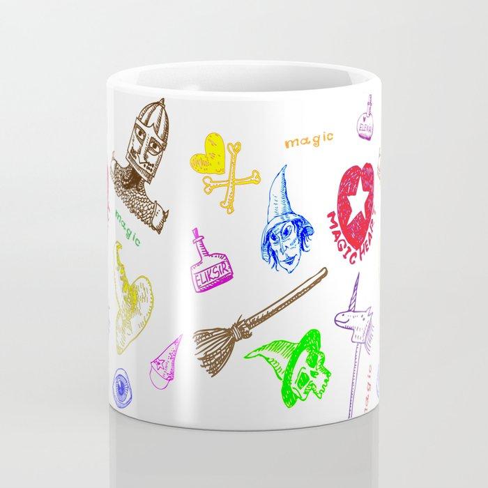 Magic symbols Coffee Mug