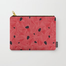 Watermelon juicy pattern Carry-All Pouch