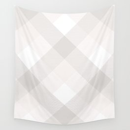 Geometrical Square Abstraction 6 Wall Tapestry