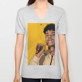 BLUEFACE Unisex V-Neck