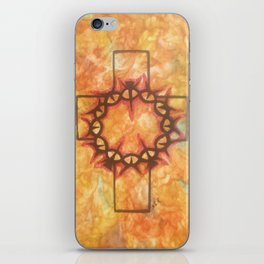 The Passion By Saribelle Rodriguez iPhone Skin