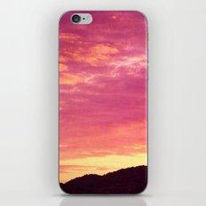 Blaze iPhone & iPod Skin