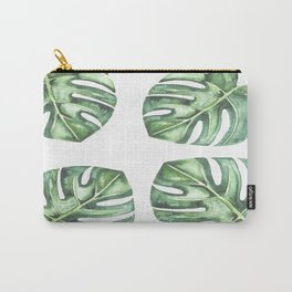 Monstera #society6 Carry-All Pouch