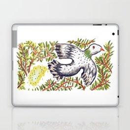 Lola the Pigeon Laptop & iPad Skin
