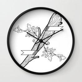 bastillo Wall Clock