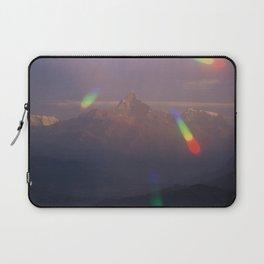 The Machapuchare Shine Laptop Sleeve