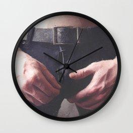 Get Ready... Wall Clock