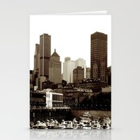 montreal Stationery Cards featuring of montreal by Jaina Tharakan