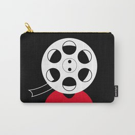 Movie Person Carry-All Pouch