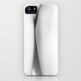 Two Women. Minimalist hug iPhone Case