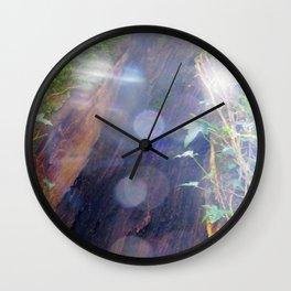 Lavender Love Wall Clock