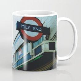 London - Mile End Coffee Mug