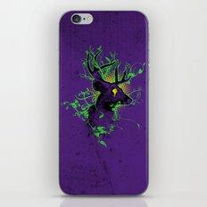 Trippy Ghost Deer iPhone & iPod Skin