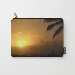 hawaii Sunset Series B Carry-All Pouch