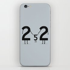 2 + 2 = 5 iPhone & iPod Skin