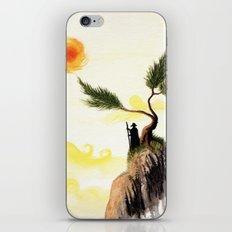 The New Sun iPhone & iPod Skin