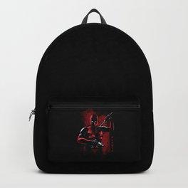 Dead Pool Ninja Backpack