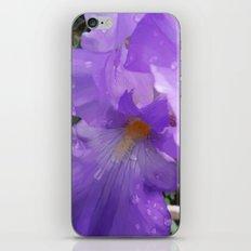 Iris Dew iPhone Skin