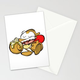 Rodney banana Stationery Cards