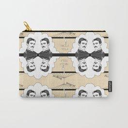 Nikola Tesla Carry-All Pouch