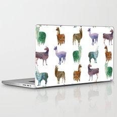 Llamas Pattern Laptop & iPad Skin