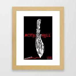 Motel Hell 2012 Takri Framed Art Print
