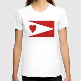 lanarkshire flag T-shirt