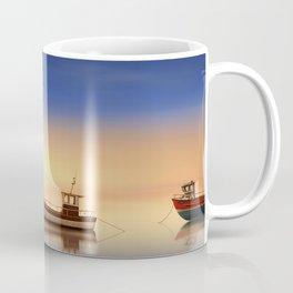 Morning at the lighthouse Coffee Mug