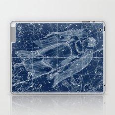 Virgo sky star map Laptop & iPad Skin